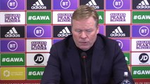 Netherlands could have played better in Euro 2020 qualifiers - Koeman