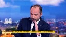 """Les """"gilets jaunes"""" ont changé la façon de gouverner d'Emmanuel Macron"""