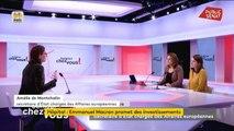 """Mobilisation sociale, municipales à Paris... le """"8h30 franceinfo"""" de Stanislas Guerini"""