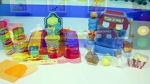 Play Doh vs Moon Dough- Popcorn Makers, Ice Cream Treats and Movie Snacks Playsets - Which is Better?-
