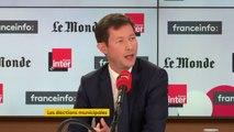 """François-Xavier Bellamy sur les municipales : """"La République en marche est un parti qui n'a pas d'enracinement local."""""""