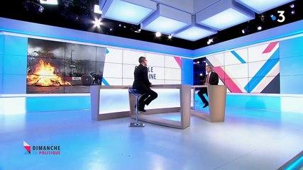 Jean-Luc Mélenchon - France 3 dimanche 17 novembre 2019