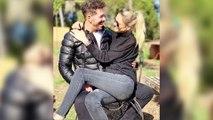 Carla Pereyra y Simeone se van de escapada romántica a París