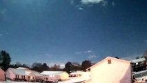 Impressionnant : ce météorite dans le ciel transforme la nuit en jour