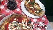 Vedat Milor İtalya'da: Türkiye'deki havaalanlarında satılan tek kaşarlı tostla aynı fiyat!