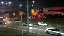 Torcedor do Coritiba é baleado após briga na Linha Verde
