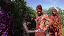The White Maasai Warrior Movie