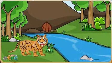 สื่อการเรียนการสอน กบกับเสือ ป.2 ภาษาไทย