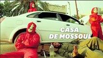 """En Irak, ils reprennent """"Bella Ciao"""" façon """"Casa de Papel"""" pour dénoncer le régime"""