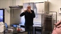 Charolles : visite de la chocolaterie Dufoux