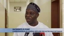 L'Ambassadeur du Nigeria près le Bénin s'explique après la protestation du MAE