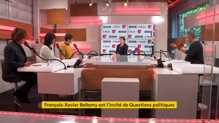 François-Xavier Bellamy - France inter & Franceinfo dimanche 17 novembre 2019