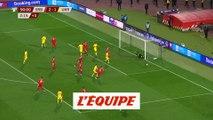 Tous les buts de Serbie - Ukraine - Foot - Qualif. Euro 2020