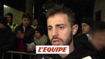 Bernardo Silva «Un match compliqué» - Foot - Qualif. Euro - POR