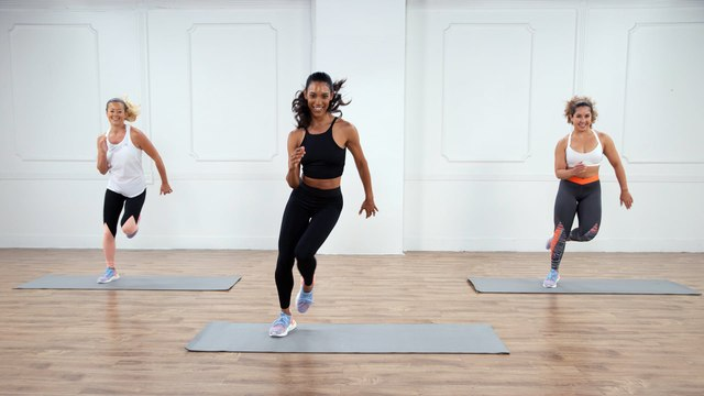 The Cardio Workout You Need When You Can't Make It to the Treadmill