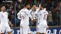 Portugal vence no Luxemburgo e apura-se para o Euro2020
