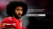 Colin Kaepernick refuses to attend NFL tryout session