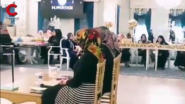 Şatafatlı 'bebek mevlidi' sosyal medyanın gündeminde