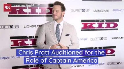Chris Pratt Could Have Been Captain America