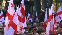 Georgia: proteste dopo il no del parlamento alla riforma elettorale