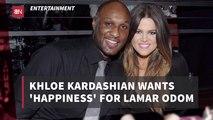 Khloe Kardashian Wishes The Best For Lamar Odom