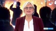 """""""Gilets jaunes"""" : nouvelles tensions à Paris"""