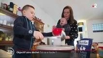 Roubaix : des familles relèvent le défi zéro déchet