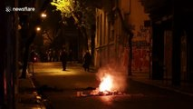 Clashes as Greece marks anniversary of 1973 student uprising