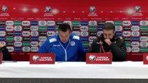 Spor andorra teknik direktörü koldo alvarez'in açıklamaları