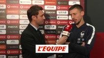 Lenglet « J'ai confiance en Griezmann » pour le Barça - Foot - Qualif. Euro - Bleus