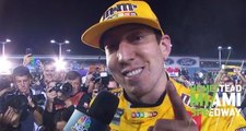 Busch after win: This one's for 'Rowdy' Nation