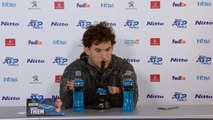 Thiem happy with hard court progress despite ATP Finals defeat
