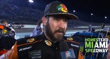 Truex after Miami: Just another one that got away