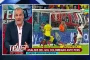 ¿Por qué Ricardo Gareca no dio conferencia de prensa tras derrota ante Colombia'