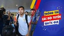 ĐT Thái Lan đến Nội Bài, sẵn sàng cho trận gặp tuyển Việt Nam tại VL World Cup 2022   VFF Channel