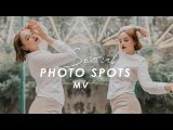 THE BEST PHOTO SPOTS IN SEOUL ☼ Music Video ft. Seoul City, Influencers & Idols | Sissel