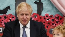 Boris Johnson Promises A Conservative Win Will Lead To Brexit Certainty