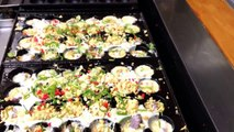 Professional Takoyaki by japanese food stall:Japanese street food 橋本一星