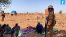 Dans l'enfer d'un sanctuaire djihadiste avec les soldats français