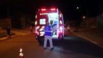 Rapaz fica ferido após sofrer queda de bicicleta no Bairro Cataratas