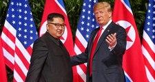 Trump, kuduz köpek benzetmesi yapan Kuzey Kore liderine 'anlaşma yap' çağrısında bulundu