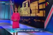 A lado de los rieles: historias de personas que han cambiado la ciudad por las vías del tren