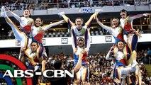 Temang Pinoy Pride ng National University, nanaig sa UAAP Cheerdance Competition | UKG