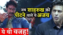 Do You Know Ajay Devgn Once Tried To Beat Shahrukh Khan