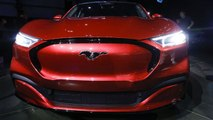 Ford CEO Says Electric Mustang Will Bring Instant Profit