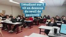 Ils luttent contre la précarité des étudiants