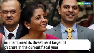 Govt to sell BPCL, Air India by March- Nirmala Sitharaman