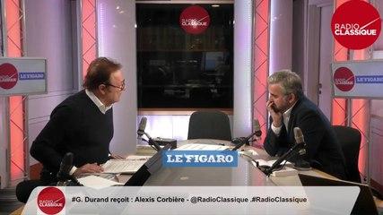 Alexis Corbière - Radio Classique lundi 18 novembre 2019