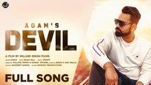 Devil   Agam   Millind Singh & Rupan Poudel   New Punjabi Song 2019   Japas Music