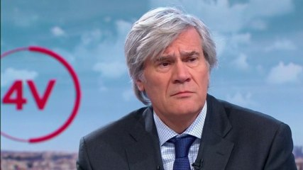 Stéphane Le Foll - France 2 lundi 18 novembre 2019